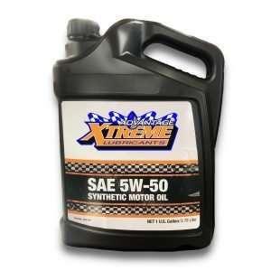 Xtreme Lubricants 5w-50_1-gal