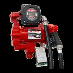 230V High Flow AC Pump with Hose