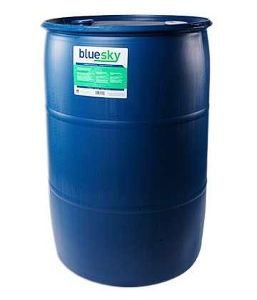 Blue SKy 55-gallon drum