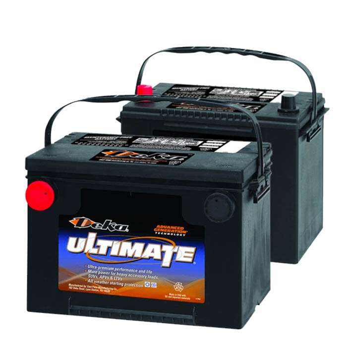 batteries 727