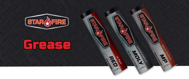 starfire grease category header